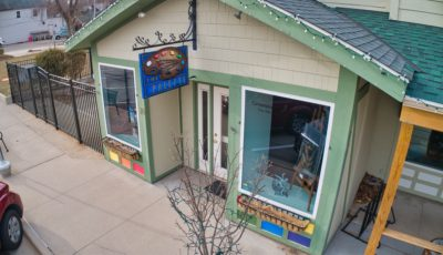 The Palette Art Gallery & Studio   18 E. Center St. –  Douglas, MI 3D Model